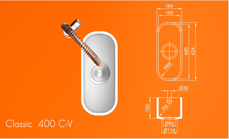 Classic 400 C-V