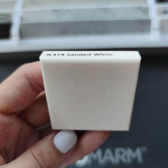 Neomarm N414 Sanded White