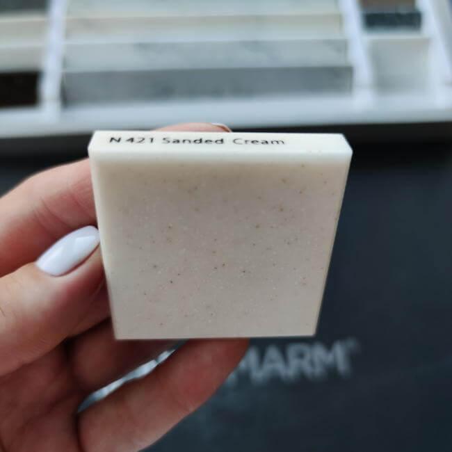 Neomarm N421 Sanded Cream