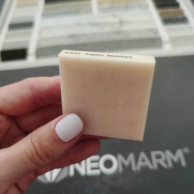 Neomarm N 642 Aspen Seashell