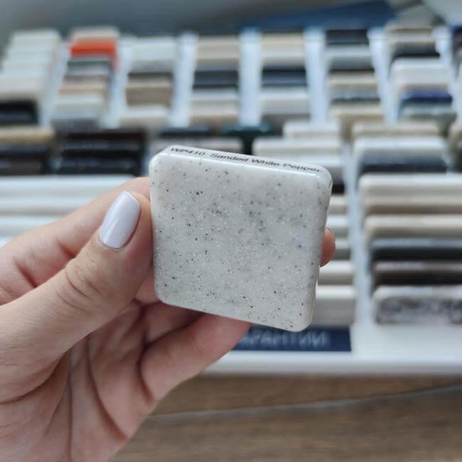 Камень Sanded White Pepper WP-410