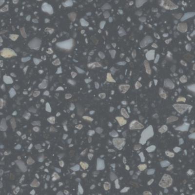 Камень Grandex J-511 Terazzo Nero